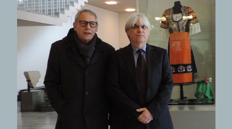 Министърът на културата посети РИМ – Пазарджик