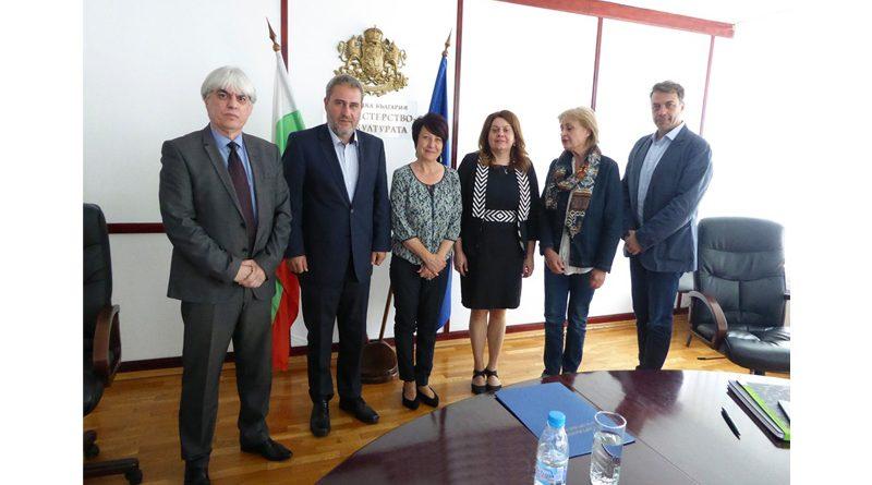 """УС на Сдружение """"Български музеи"""" се срещна с министъра на културата"""